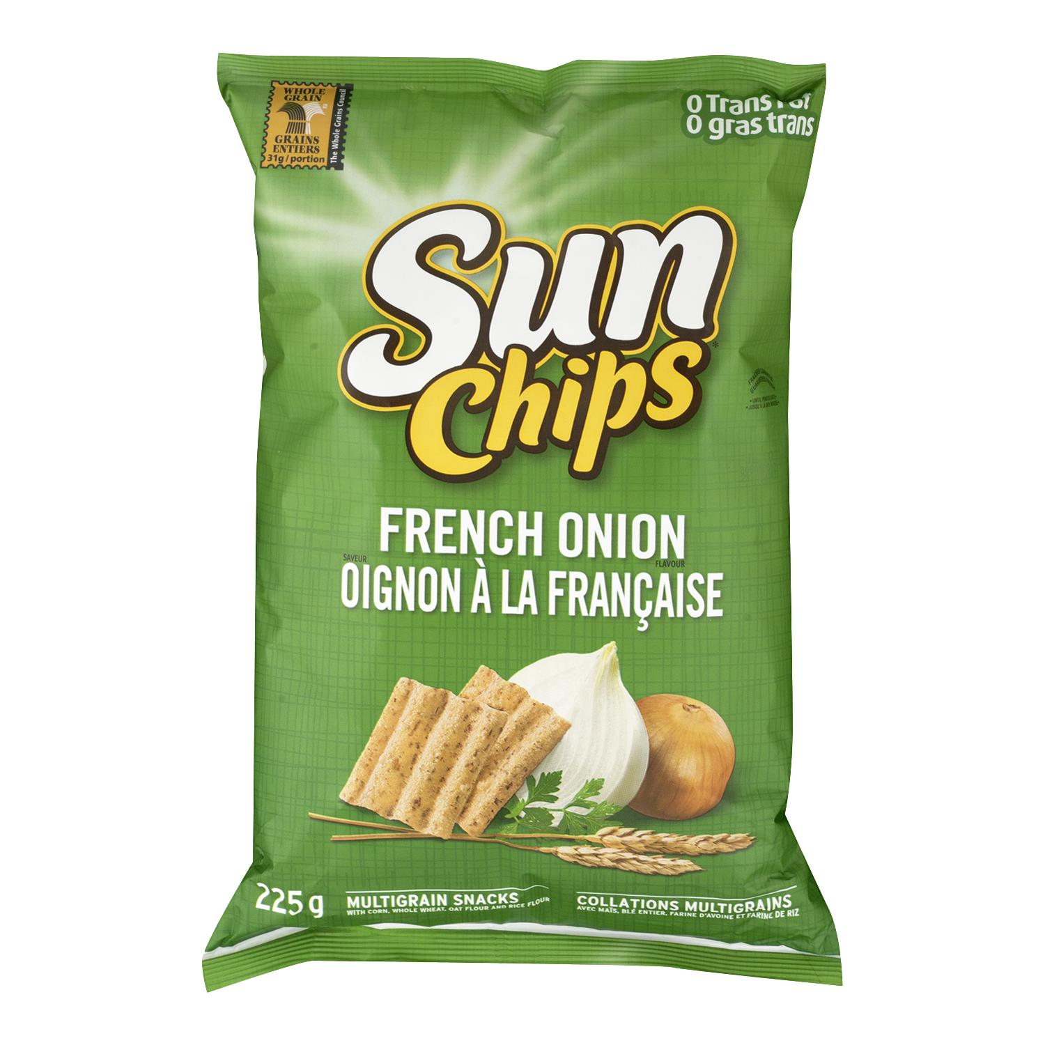 Sun Chips French Onion Stongs Market