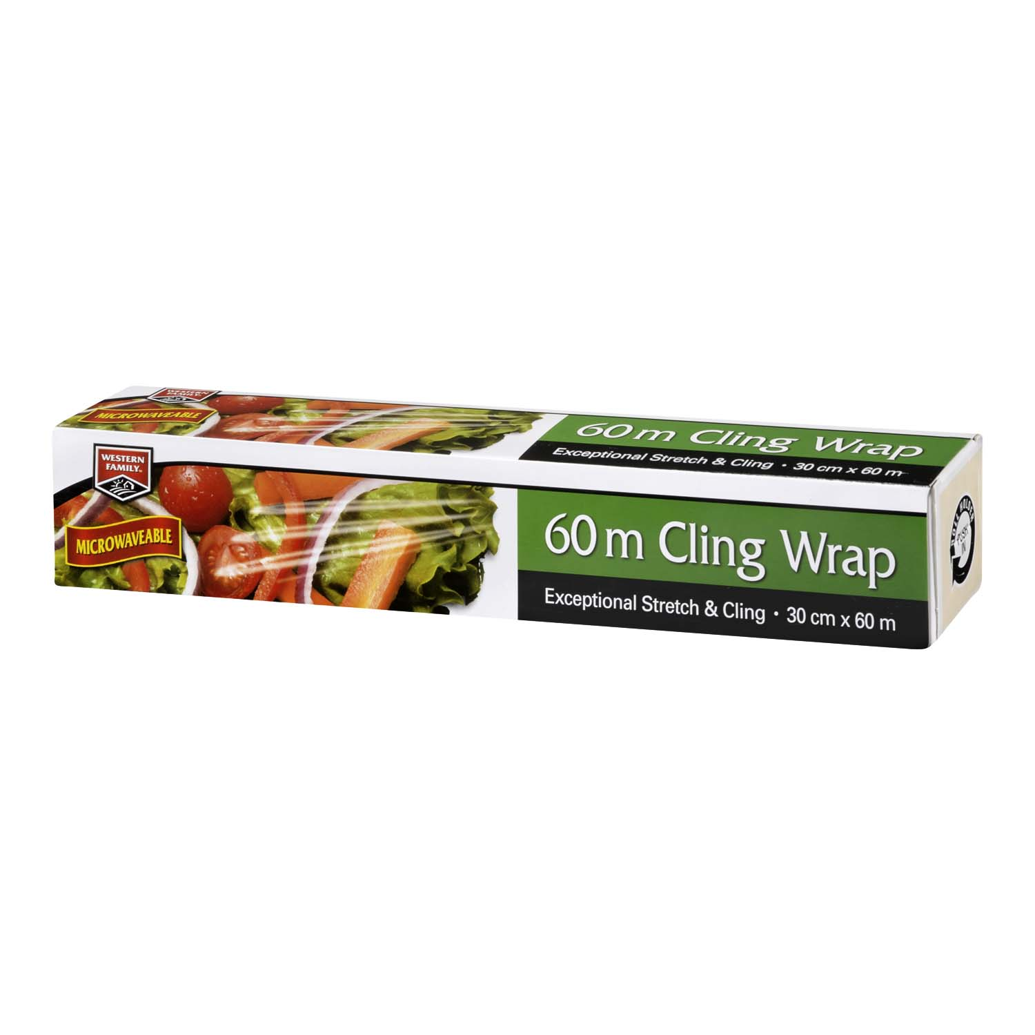 WESTERN FAMILY CLING WRAP 60M | Stong's Market